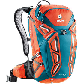 Deuter Attack 20 Backpack orange/teal